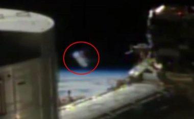 Ekspertët pretendojnë se kanë parë një cilindër jashtëtokësor të kamufluar (Video)