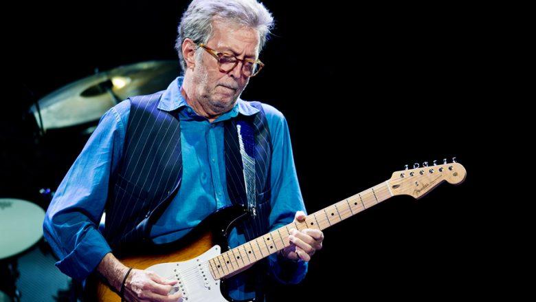 Ndryshimi që ka pësuar Eric Clapton nga sëmundja, ai detyrohet të qëndrojë në karrocë (Foto)