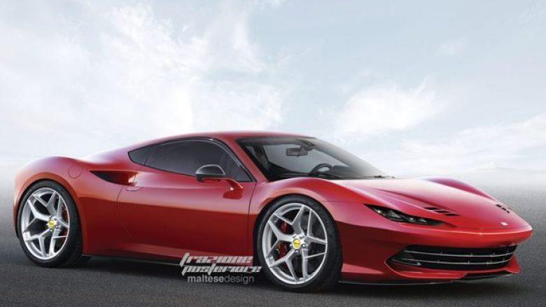 Ferrari California T mund të bazohet në këtë model të mahnitshëm (Foto)