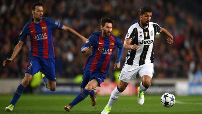 A po frikësohet Juventus nga Monaco? Ky është reagimi i Sami Khediras