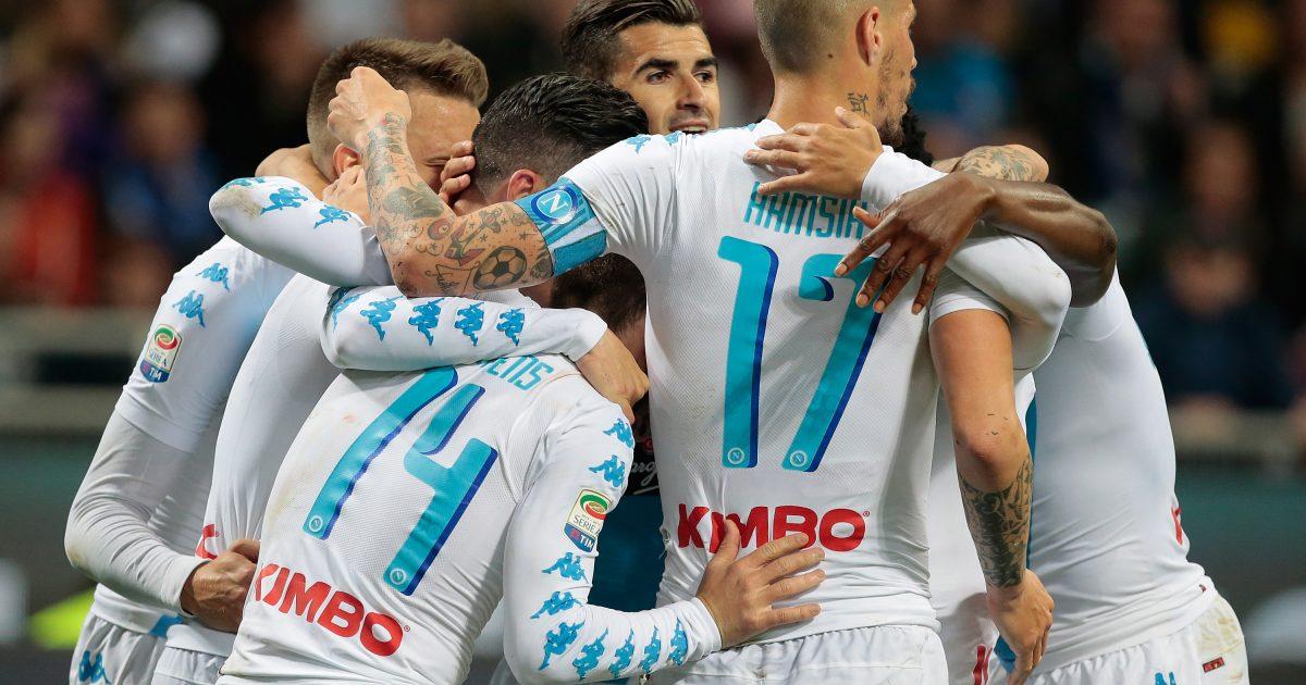 Inter 0 1 Napoli  Notat e lojtarëve  fantastik Hysaj