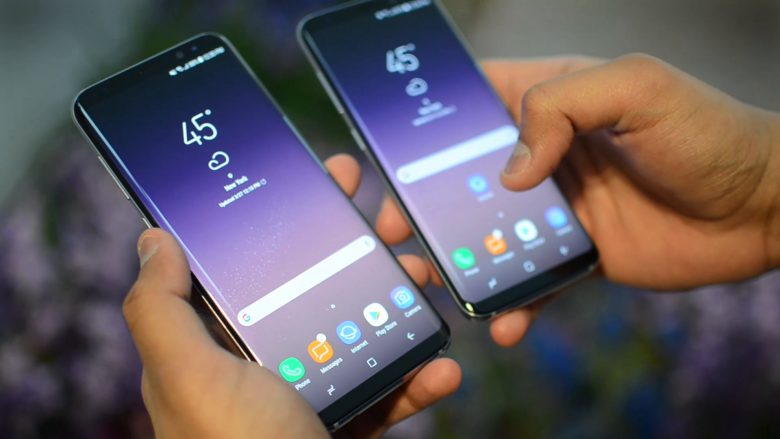 Samsung premton ta eliminojë problemin me ekranet e Galaxy S8
