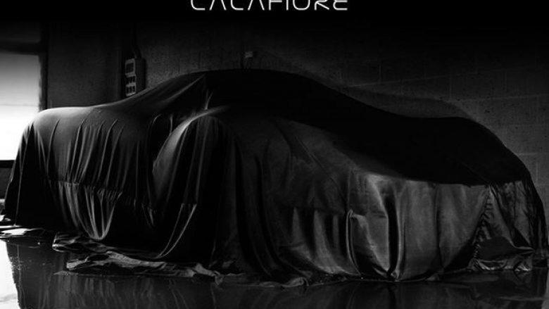 Javën që vjen lansohet hiper-makina italiane që është duke u përpunuar për shtatë vjet (Foto)
