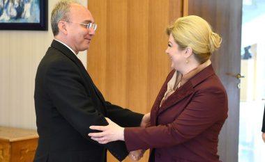 Jolevski-Kitaroviq: Proceset integruese janë interes strategjik për Evropën