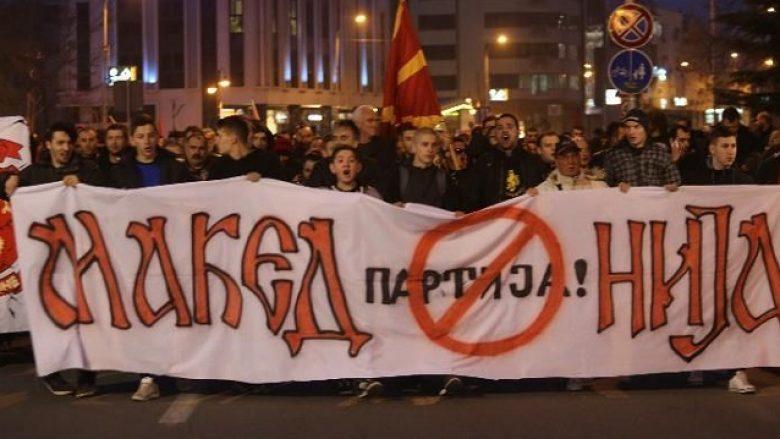 """Sot """"Të përbashkuar për Maqedoninë"""" do të shpalosin planet për të ardhmen"""