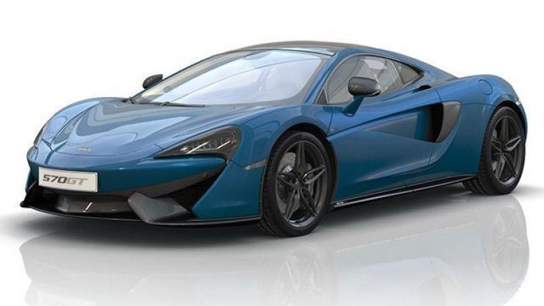 McLaren rikthen modelin 570GT në vetëm tre njësi (Foto)