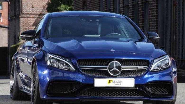 Mercedes-AMG C63 me më shumë fuqi dhe stil (Foto)