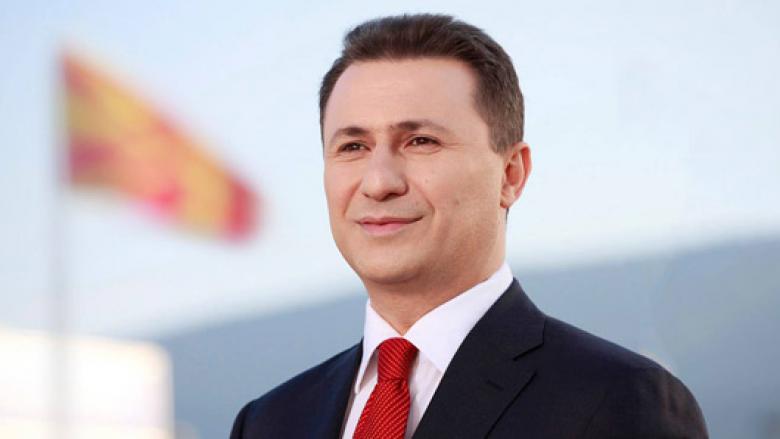 Gruevski: Buxhetin e shtetit e kemi lënë me shumë para