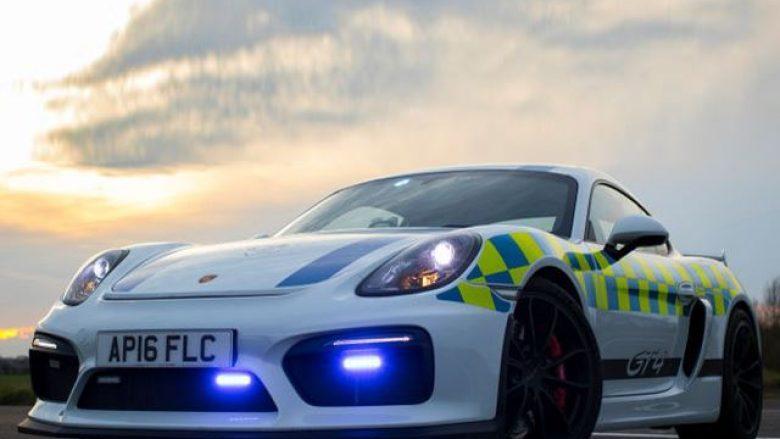 Porsche Cayman CT4 dhurohet për disa veprimtari ndihmuese (Foto)