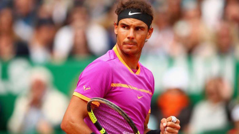 Nadal shkruan historinë në Monte-Carlo Rolex, vë një tjetër rekord