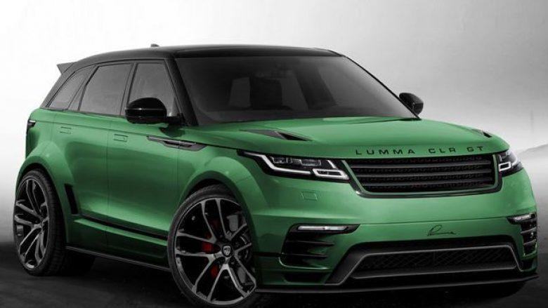 Range Rover Velar mund t'i ndryshohet pamja (Foto)