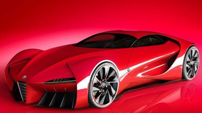 Super-vetura më e veçantë deri tani nga Alfa Romeo (Foto)