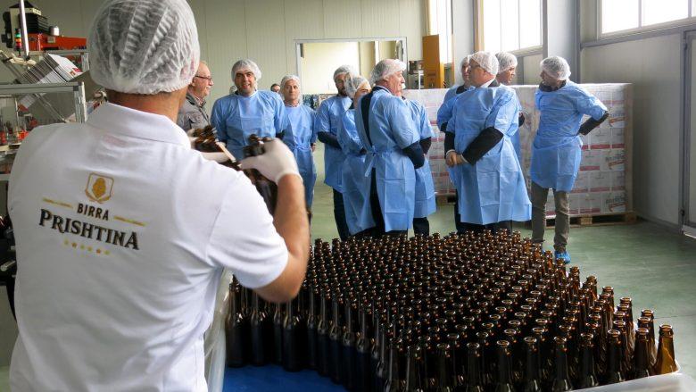 """Birra """"Prishtina"""" edhe në tregun Zviceran"""