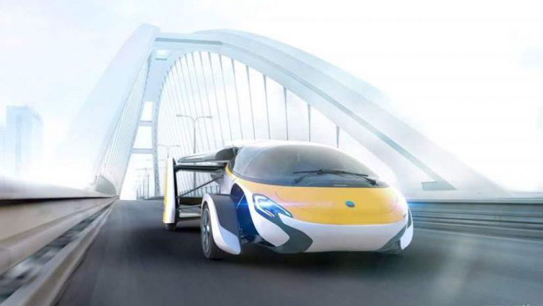 """""""Makinat"""" me të cilat do të shmangim bllokimet në trafik, ato po konsiderohen si """"transporti i së ardhmes"""" (Foto)"""