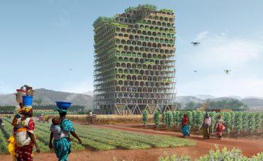 """""""Kopshti vertikal"""", Afrika do të ketë një ndërtesë që mund të ushqejë një qytet të tërë"""