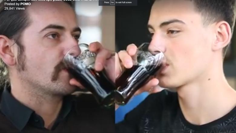 Pije pa limit dhe krejt falas, në Pomo (Video)