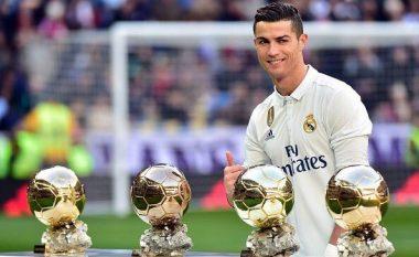 """Zbulohen emrat e futbollistëve që mund ta fitojnë """"Topin e Artë 2017"""", Messi nuk është askund (Foto)"""