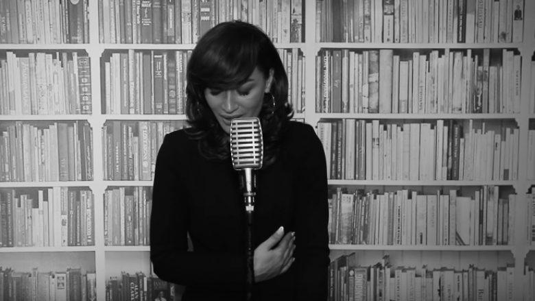 """Dafina Dauti sjell coverin e këngës """"Ushtarit tim"""" (Video)"""
