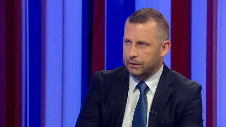 Qeveria ende pa vendim për shkarkimin e Dalibor Jevtiq