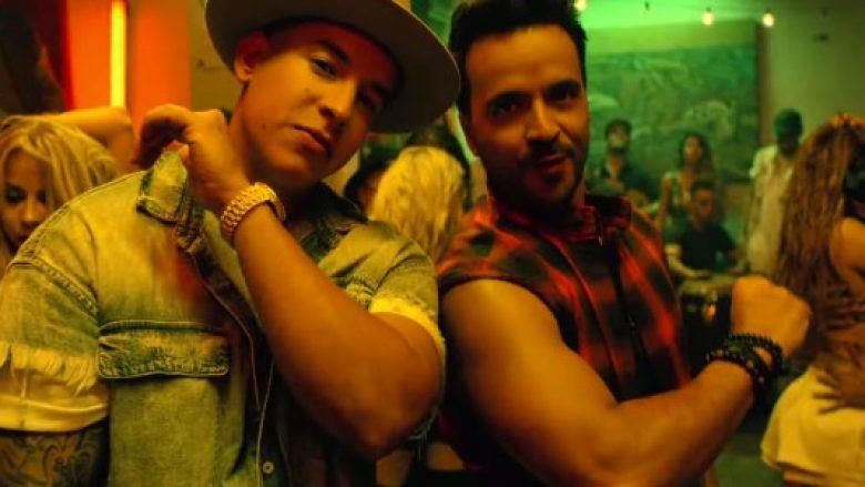 """Vlug i madh klikimesh për këngën """"Despacito"""" (Video)"""