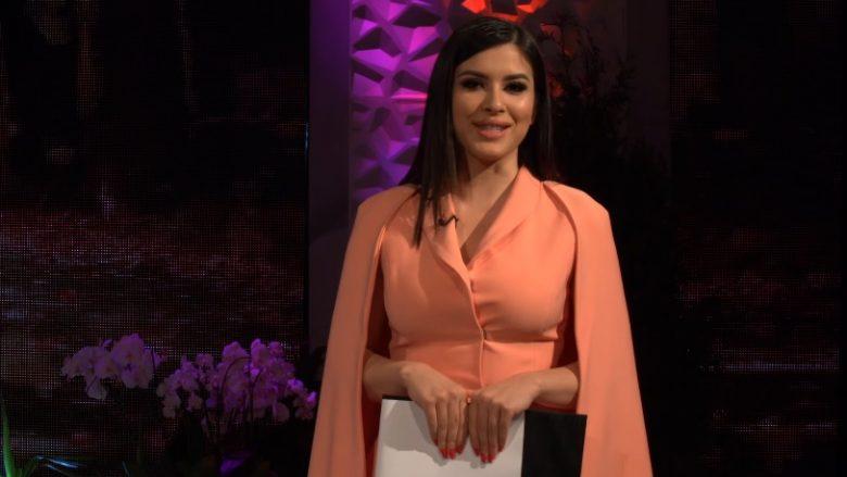 """""""Elite Show"""" vjen për publikun këtë të diele, Elita Rudi shfaqet tërheqëse dhe më në formë se asnjëherë (Video)"""