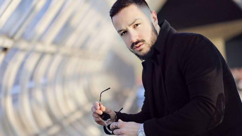"""""""Balerina"""" e Gent Fatalit, këngëtari flet për projektin e tij të ri mjaft të veçantë (Foto)"""