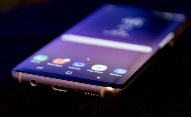 Samsung rregullon problemet me ekranin ne kuq në S8