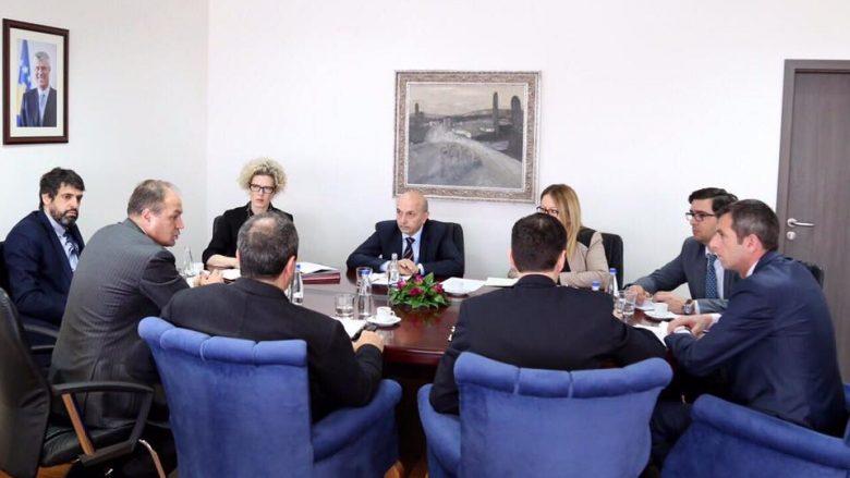 Mustafa përsërit kundërshtimin e tij për tregun e përbashkët të vendeve të Ballkanit Perëndimor