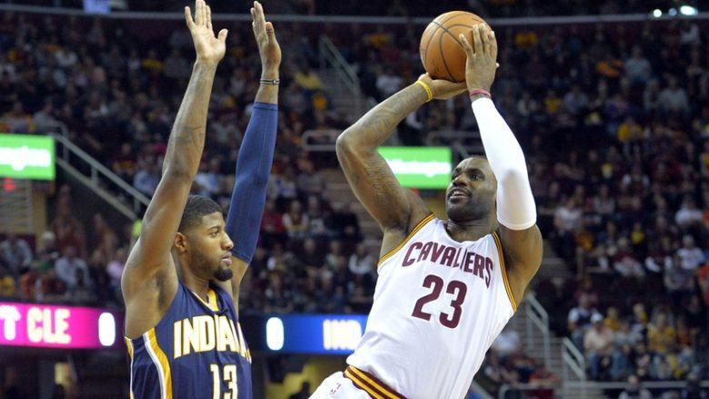"""Cleveland dhe San Antonio edhe me nga një fitore në """"Play-Off"""" (Video)"""