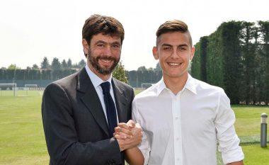 Zyrtare: Dybala rinovon kontratën me Juventusin