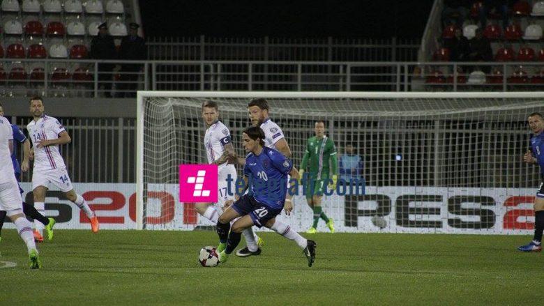 Lideri i mesfushës së Kosovës shënon golin e javës në Zvicër (Video)
