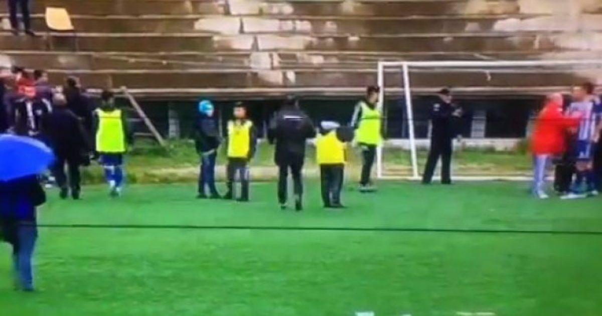 Policia jep detaje rreth arrestimit të futbollistit të Prishtinës