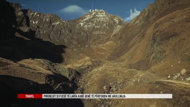 Malet Pirene mbushen me magji në stinën e pranverës
