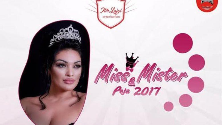 Rikthehet spektakli 'Miss dhe Mister Peja 2017'