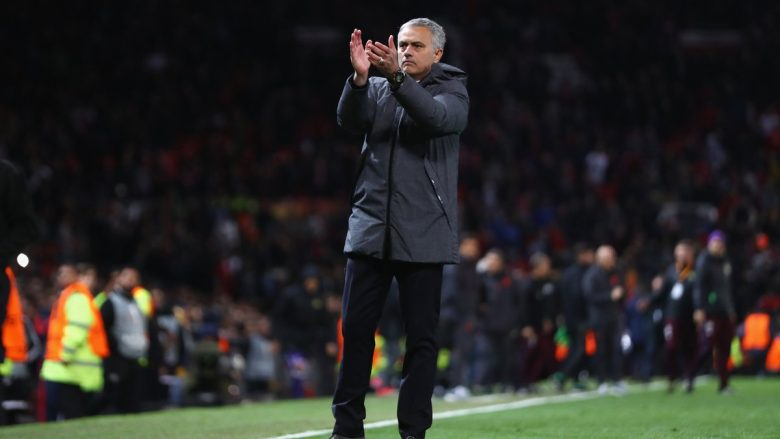 Mourinho tregon pse i duartrokiti tifozët e Anderlechtit