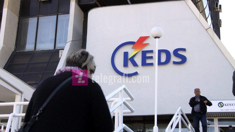 KEDS-i faturon 8 milionë euro në vit për rrymën e serbëve të veriut