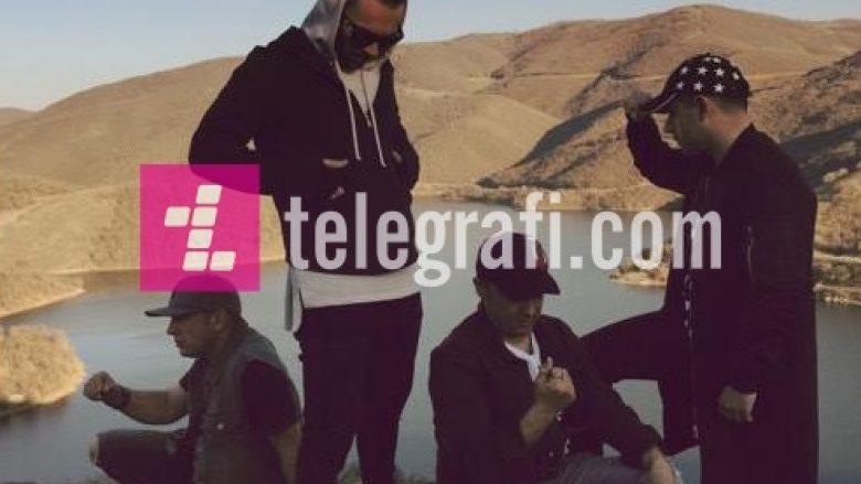 NRG Band sjell 'Balkanbooty' (Video)