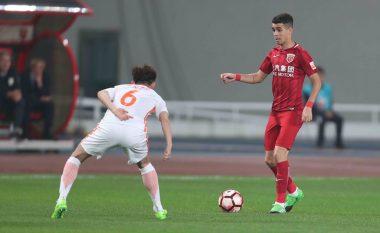 Oscar shkoi për miliona në Kinë, por atje nuk po i ecën mirë - Humb dy penallti brenda 11 minutave (Video)