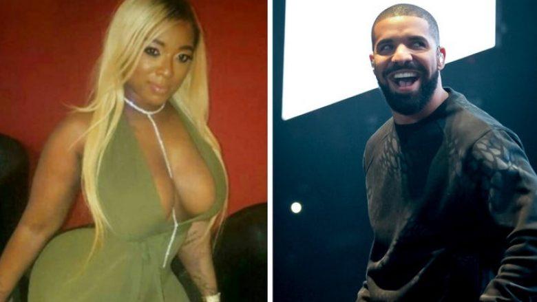 Ish-e dashura i lajmërohet reperit të famshëm Drake: Më ke lënë shtatzënë! (Foto)
