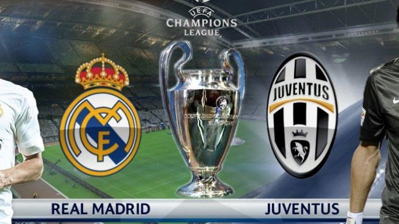 Sondazh i 'Arifhikmetit': Juventusi apo Reali kampion i Ligës së Kampionëve (Foto)