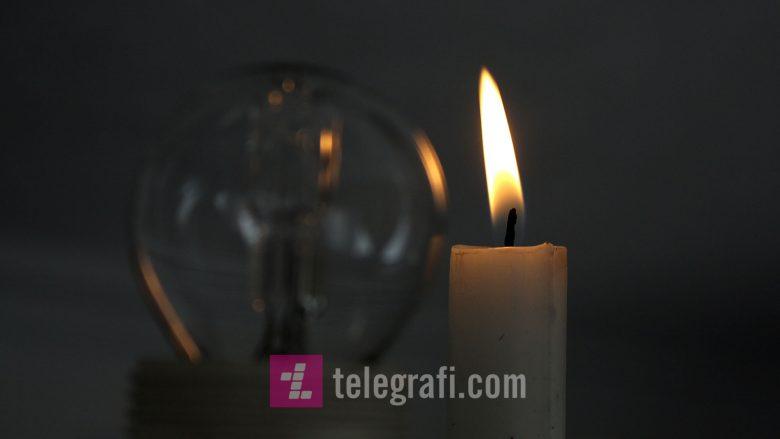 Orari i reduktimeve të energjisë elektrike gjatë ditëve të ardhshme