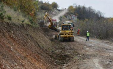 Inaugurohet fillimi i ndërtimit të rrugës Dragash-Shishtavec