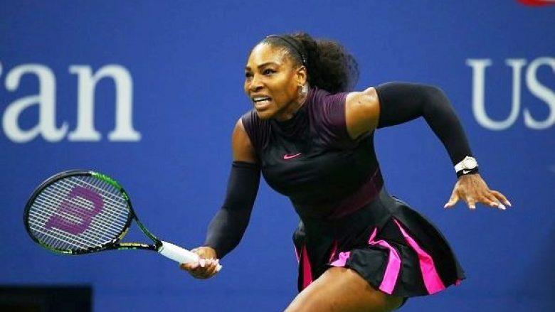 Serena Williams pas një jave merr kreun e renditjes së ATP-së