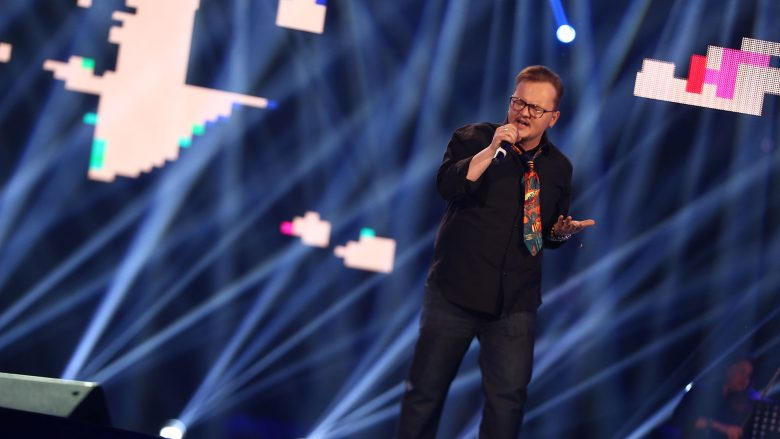 """Shpend Hysaj në """"The Voice of Albania"""", një konkurrent që premton (Foto/Video)"""