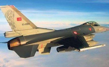 Në Siri vriten 18 persona nga sulmet ajrore turke