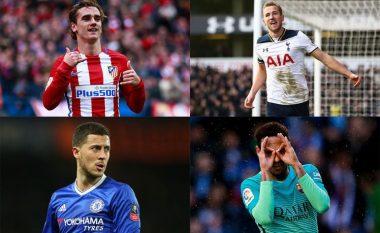 Këta janë 10 lojtarët që mund ta arrijnë shifrën e 100 milionë funteve në afatin kalimtar të ardhshëm (Foto)