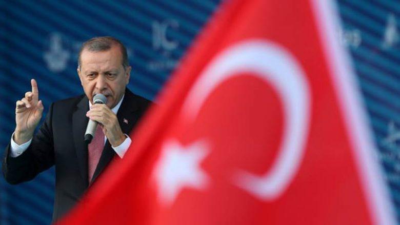 Në çdo telefonatë në Turqi, dje u lajmërua zëri i Erdoganit