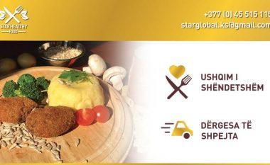 Ushqimi i shëndetshëm zgjidhja e problemeve shëndetësore – në Kosovë veçse ofrohet ky shërbim!