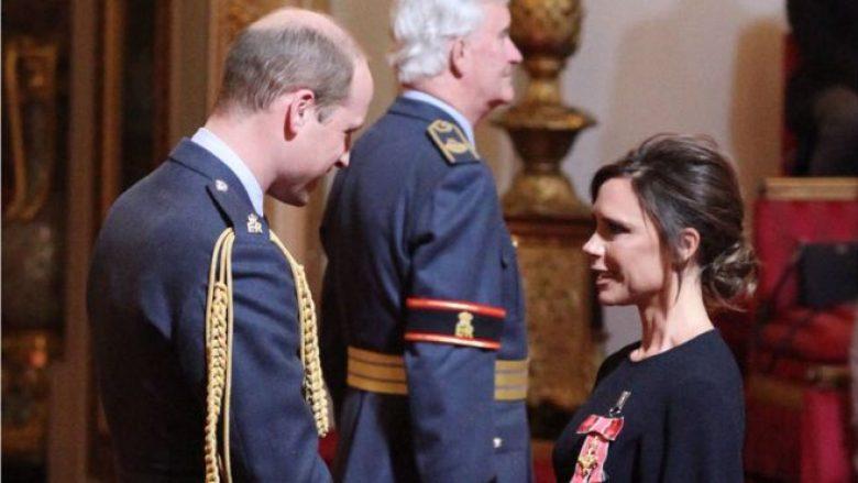 Victoria Beckham merr titull nderi (Foto)