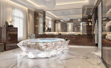 Kur një banjo 1 milionë dollarëshe nuk është luks, pamje që vijnë nga Dubai (Foto)